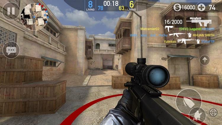 Forward Assault screenshot-3