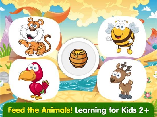 Kids Animal Games: Learning for toddlers, boys screenshot 5