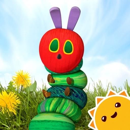 My Very Hungry Caterpillar AR application logo