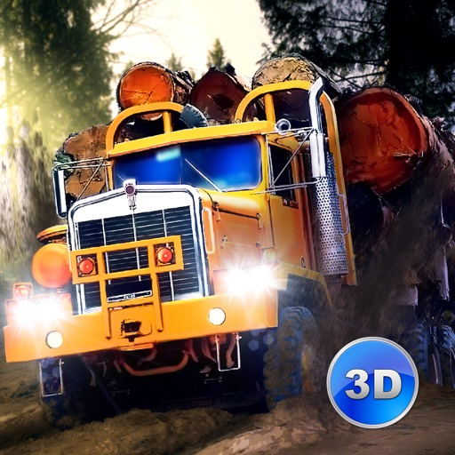 Sawmill Trucks Simulator icon