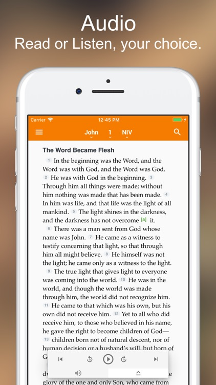 Message Bible+ screenshot-3