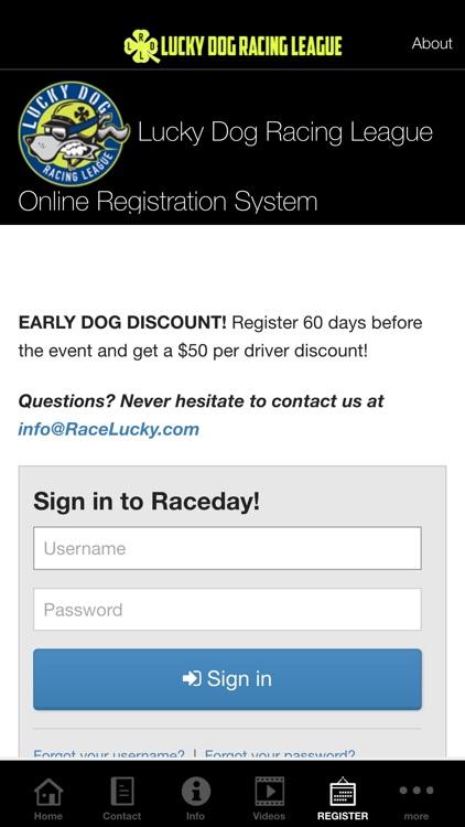 Lucky Dog Racing League screenshot-3