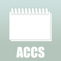 ACCS Flash Cards