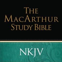 MacArthur Study Bible - NKJV