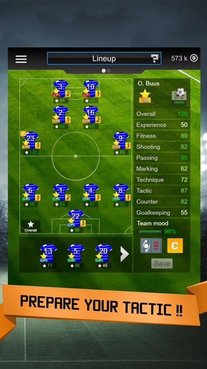 GOAL Football Manager screenshot-3