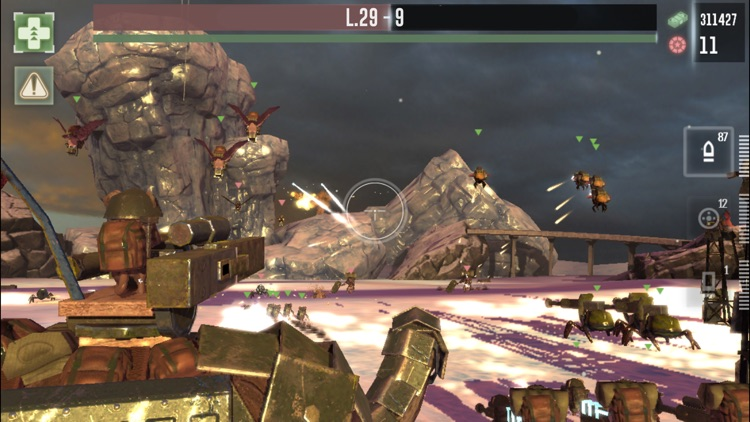 War Tortoise screenshot-1