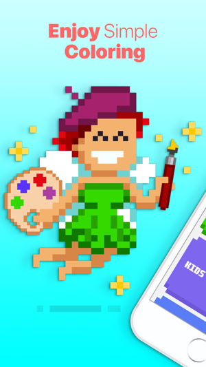 Pixy - Coloring by Numbers on the App Store