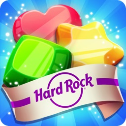 Hard Rock Blast - Match 3