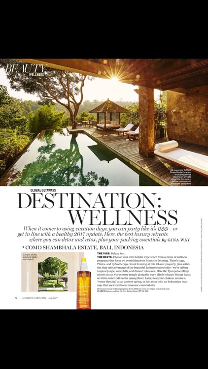 Marie Claire Magazine US screenshot-4
