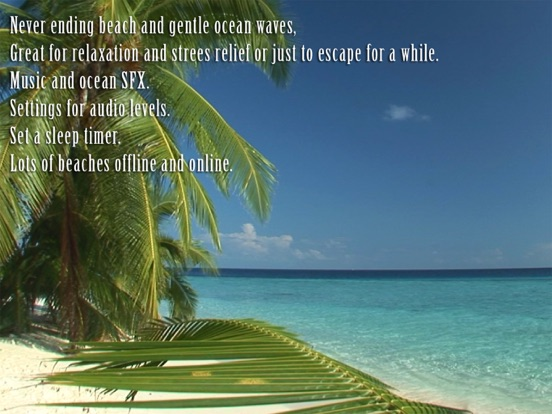 Relaxing Beaches In HD screenshot 6
