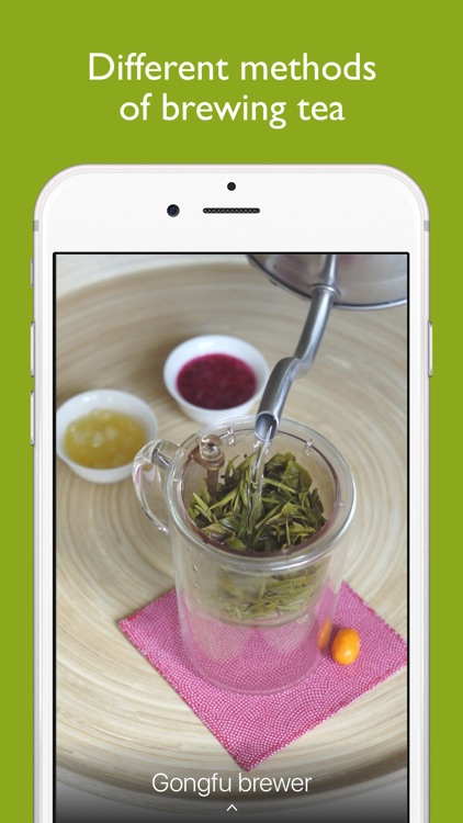 The Tea App screenshot-2