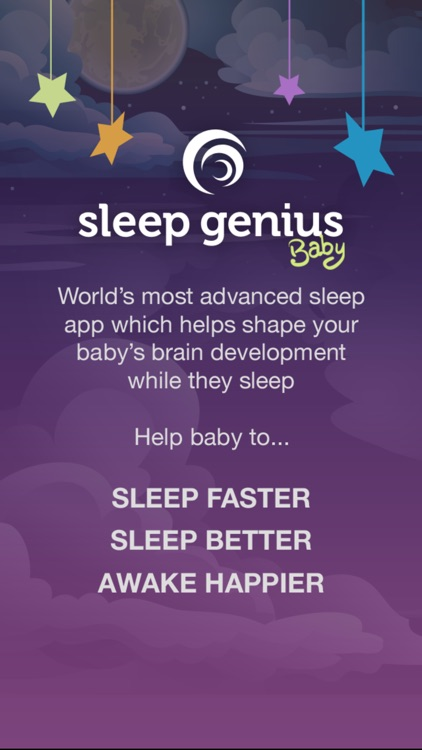 Sleep Genius Baby screenshot-0