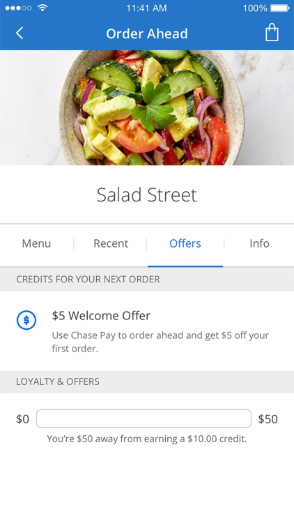 Chase Pay® screenshot-3