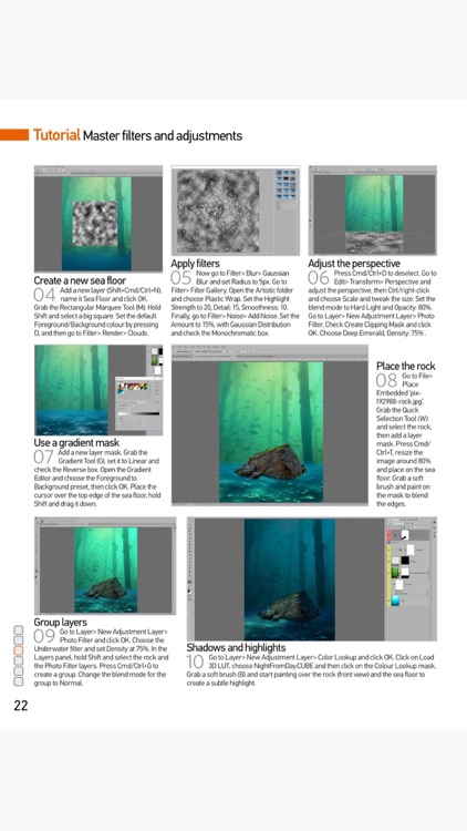 Photoshop Creative Magazine screenshot-4