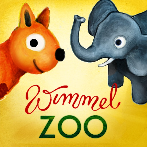 Wimmel App - High quality handcrafted book for kids