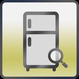 冷蔵庫アプリ