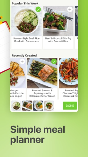 1d72cac9f92a Mealime Meal Plans   Recipes on the App Store