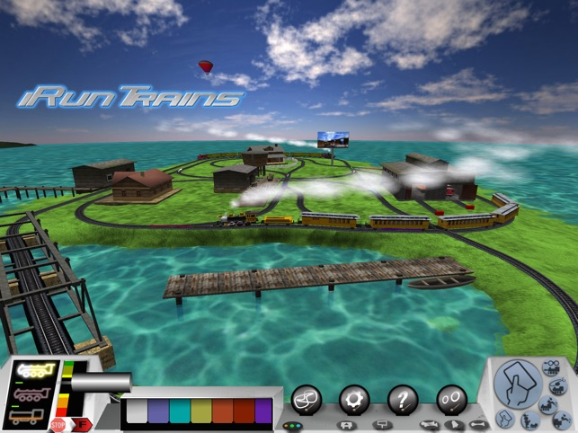 iRunTrains Screenshot