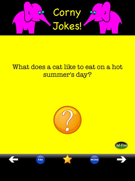 Best Corny Jokes! Silly LOL! iPad