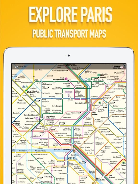 Paris Metro Map App.Paris Metro Map App Price Drops