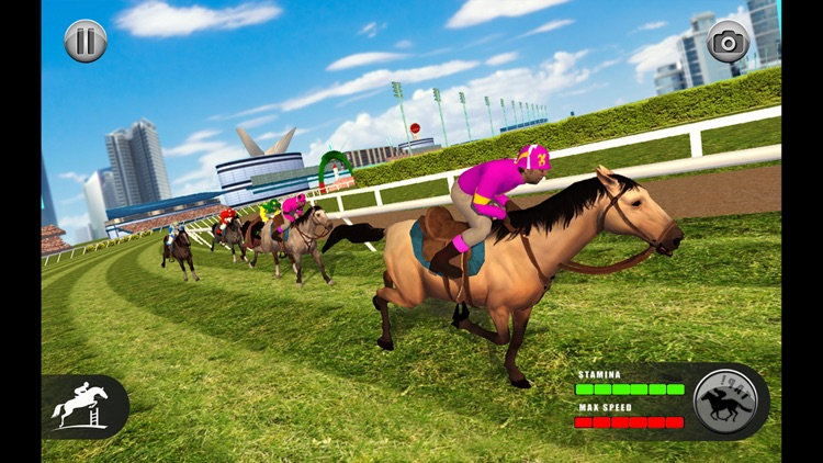 Horse Racing Championship 2018 screenshot-2