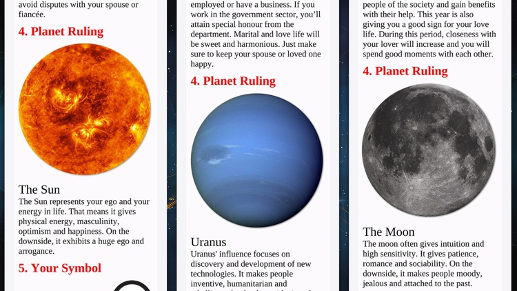 Astrology Horoscope Premium screenshot-7