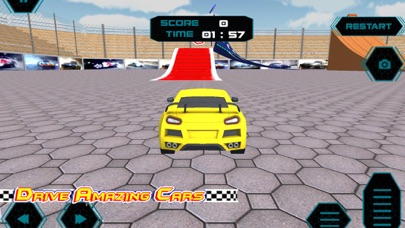 Extreme Jump Stunts Car screenshot three