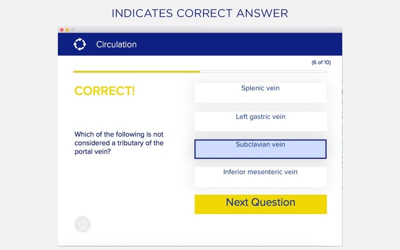 CCRN Practice Test 2018 скриншот программы 3