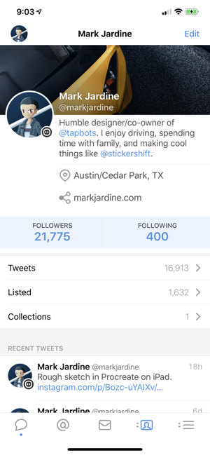 ?Tweetbot 5 for Twitter Screenshot