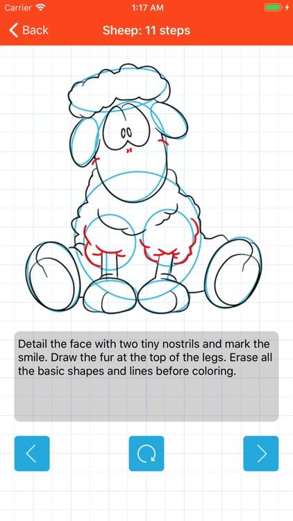 How to Draw Cartoons screenshot-3