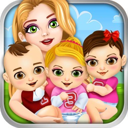 Triplet Baby Doctor Salon Spa