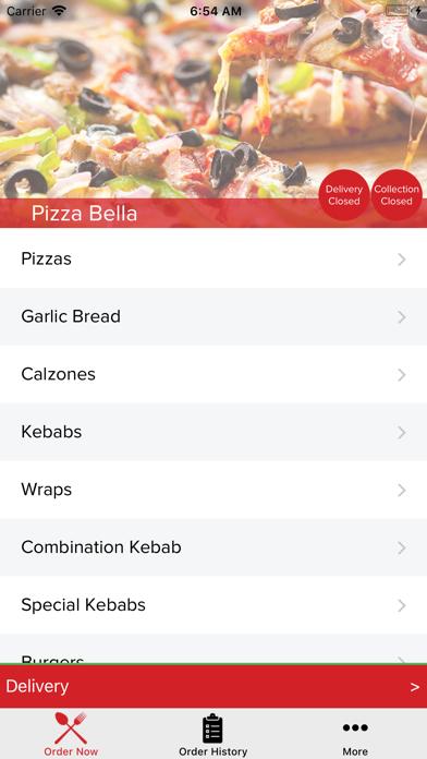 Pizza Bella Ilkeston Apps 148apps