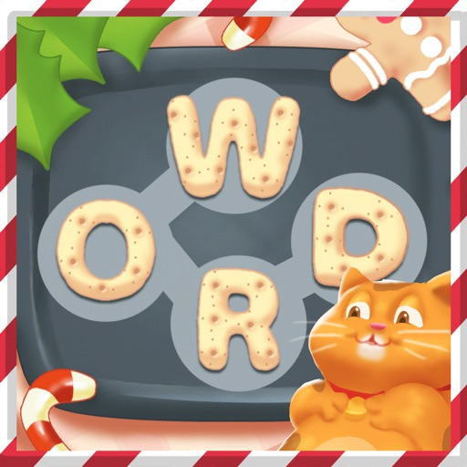 Word Connect Cookies Puzzle