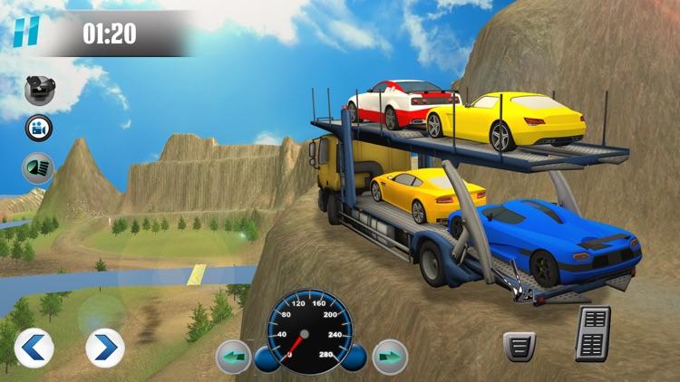 Car Transport-er Truck Driver screenshot-3