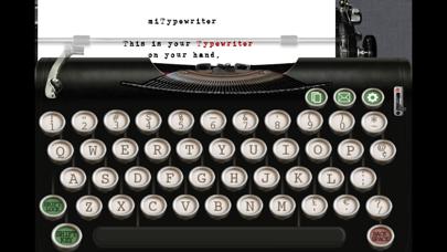 miTypewriterのおすすめ画像1
