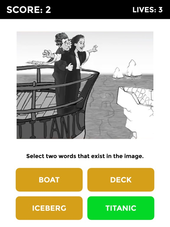 Words in Pics - Drawing Puzzle screenshot 7