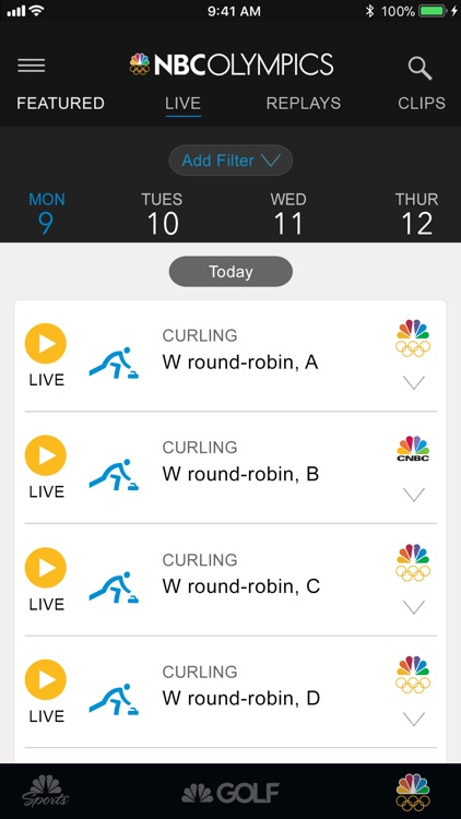 NBC Sports screenshot-4