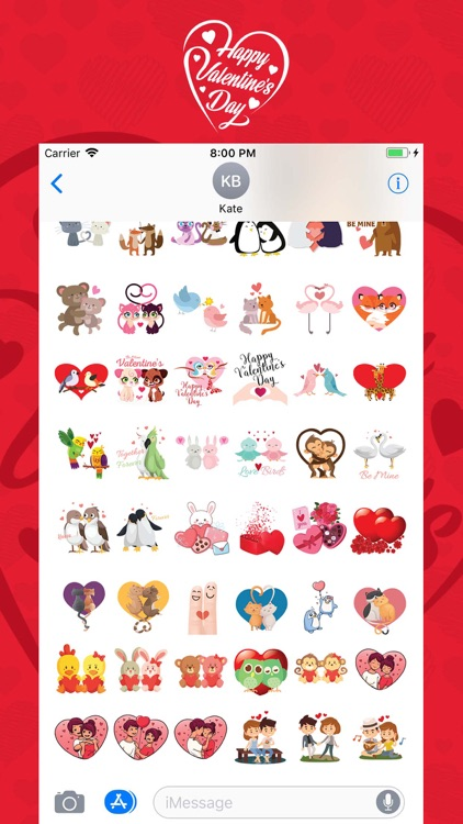 Valentine Moji screenshot-2