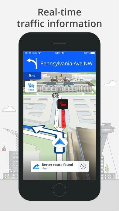 Screenshot #8 for Sygic World: GPS Navigation