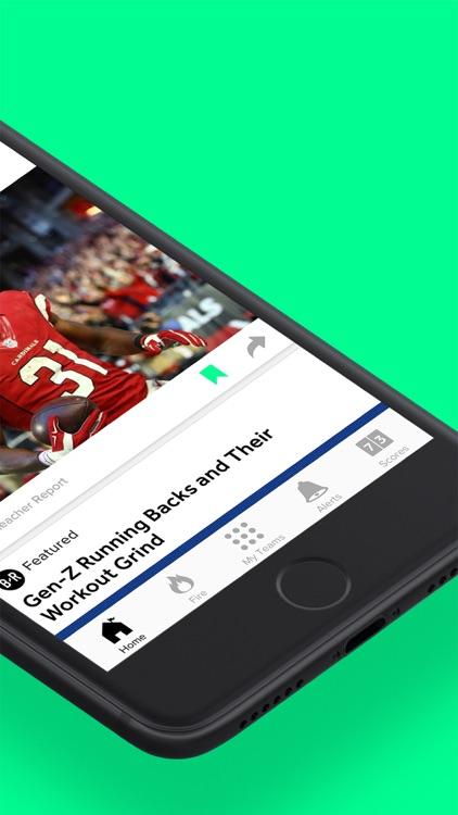 Bleacher Report: Sports News