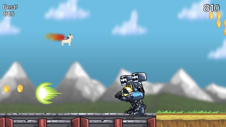 Rocket Goat screenshot-3