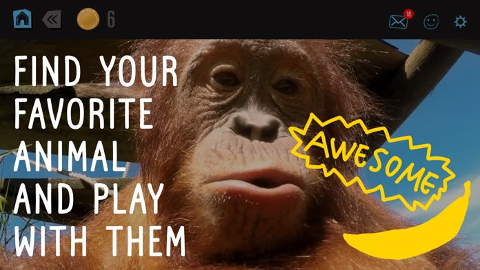 Virry Educational. Play, learn with real animals Screenshot