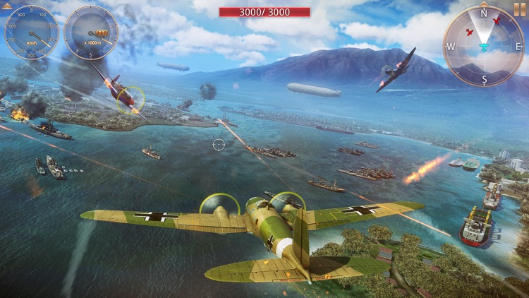 Sky Gamblers - Storm Raiders 2 screenshot-5