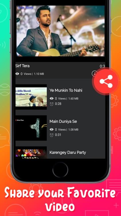 Bolly - The Video Status App screenshot-3