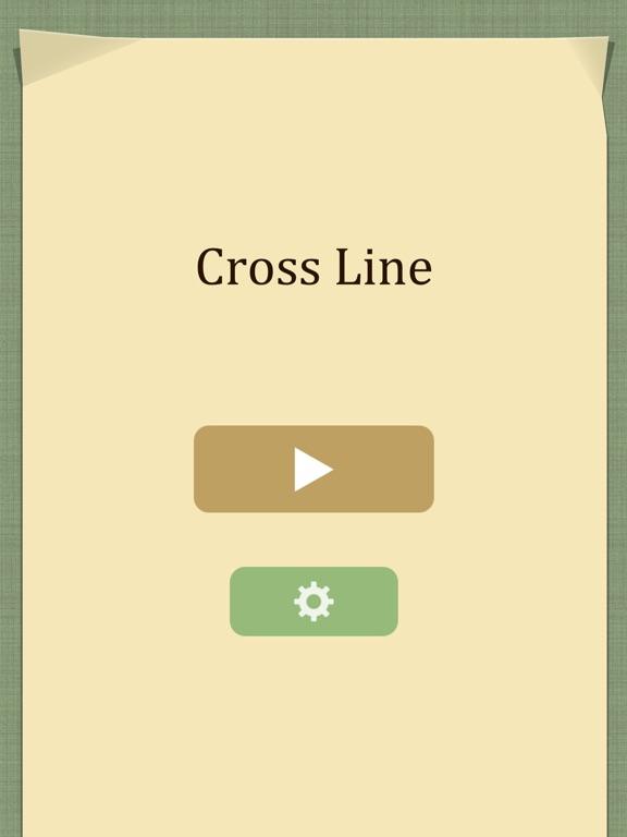 Игра Cross Line!