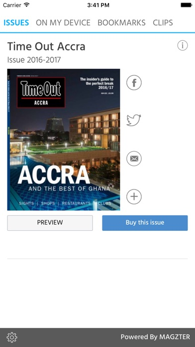 Time Out Accra screenshot 1