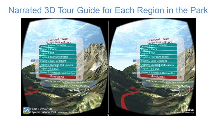 Parks Explorer VR - Olympic