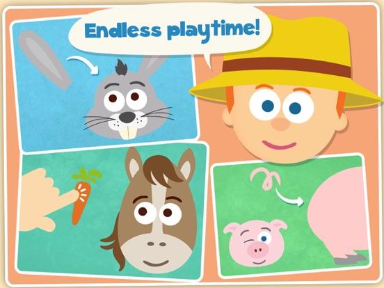 Barnyard Fun with Farm Animals for Toddlers & Kids-ipad-3