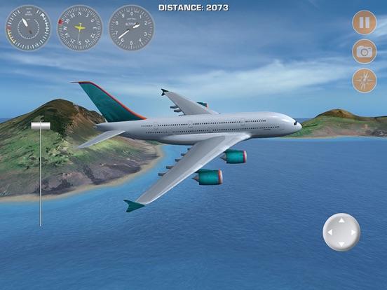 Полет на Гавайи на iPad
