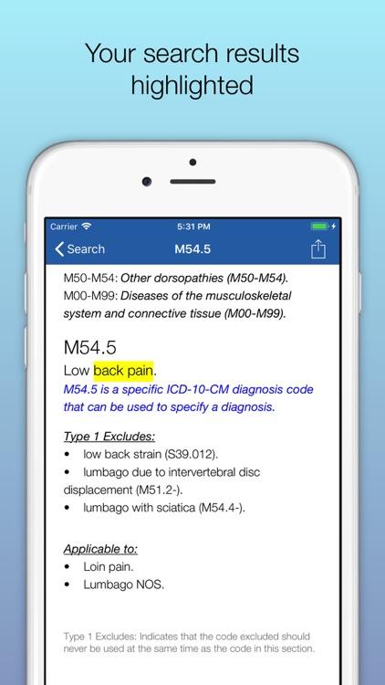 ICD 10 Medical Codes